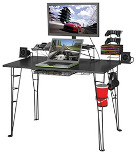 Gaming Desk Made By Atlantic
