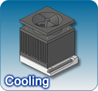 PC Cooling: CPU Heatsink and Fan