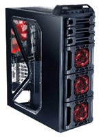 Full Tower Case: Antec Dark Fleet DF-85
